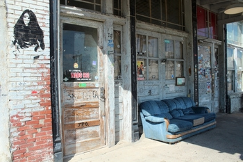 Ground Zero Blues Club, Clarksdale
